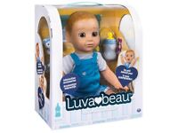Luvabeau Boy Doll, Brand New, Sealed