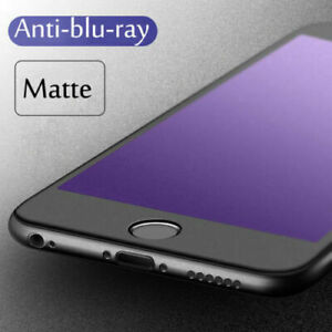 IPHONE 8 3D Matte AntiBlue Ray Tempered Glass Screen Protector