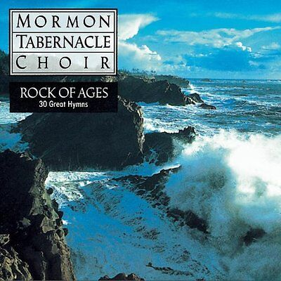 Mormon Tabernacle Choir   Rock Of Ages  New Cd