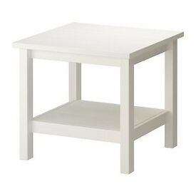 IKEA Hemnes coffee/side table, white colour