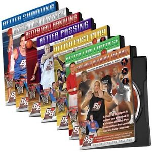 BETTER BASKETBALL DVDS