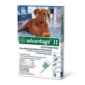 Advantage II for Dogs Over 55 Lbs