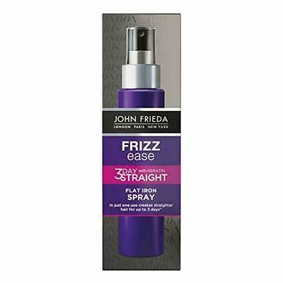 John Frieda Frizz Ease 3 Day Straight Hair Straightening Styling Spray