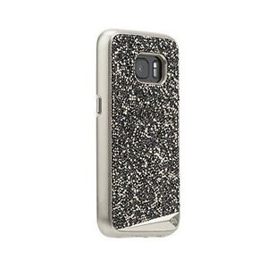 reputable site 2bb9b a05ca Case-Mate Authentic Brilliance Champagne Crystal Case for Samsung Galaxy S7
