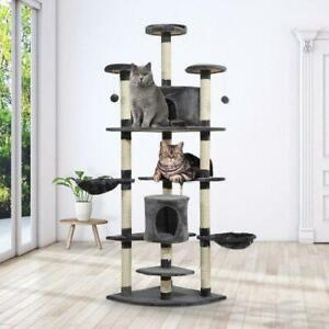SALE @ WWW.BETEL.CA || Brand New 79 inch Premium Deluxe Multilevel Cat Tree Condos || FREE DELIVERY