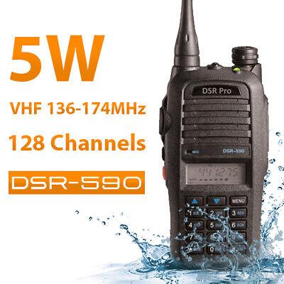 Replacement Radio Motorola Mototrbo Sl300 Portable Two Way Radio Vhf