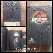 Jurassic Park VHS