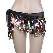 Sequin Belly Dance Belt