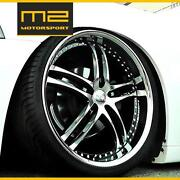 BMW 20 Staggered Wheels