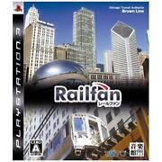 Railfan PS3