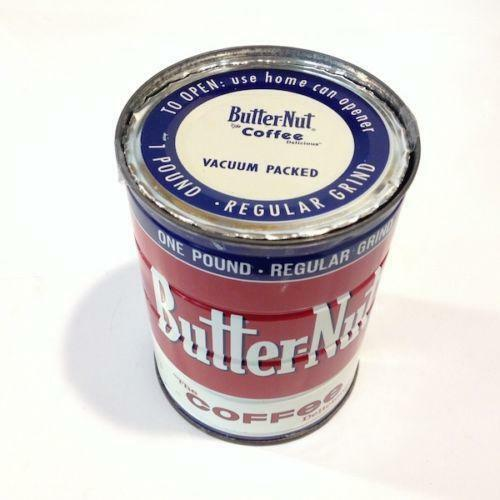 Antique Tin Food Cans