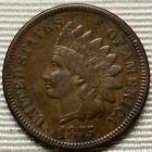 1875 Indian Head Penny