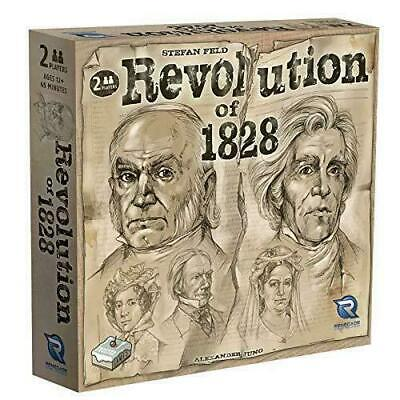 RGS00890 Renegade Games Studios Revolution of 1828](Revolution Game)