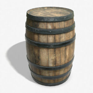 WTB Old Wooden Barrel to make into Flower Planter