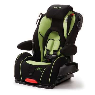 Safety 1st Alpha Omega Elite Convertible 3-in-1 Car Seat, Triton | Used
