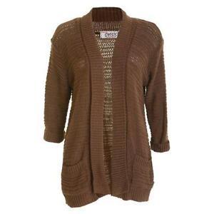 8f0125ac Long Knitted Cardigan | eBay