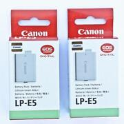 Canon 500D Battery