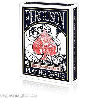 Ferguson Ice Breaker Deck Playing Cards Poker Size USPCC Custom Limited - Icebreaker Cards