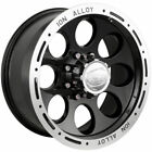 Alloy P -38 Offset Car and Truck Wheel and Tyre Packages