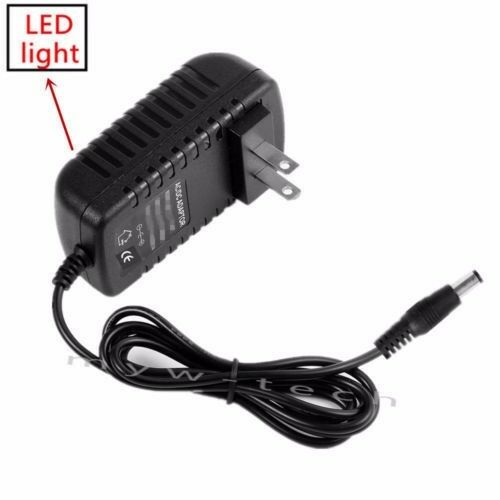 AC DC Adapter Cord For iConnectivity IConnectMIDI2 MIDI Interface Power Supply - $18.85