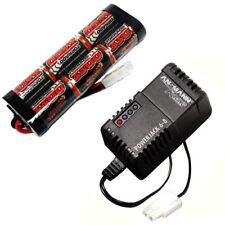 Overlander 3300mah 7.2v NiMH Battery Pack & Charger for RC Car Tamiya Plug