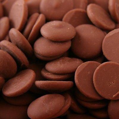 800g Belgische Vollmilch Schokolade für Schokobrunnen (1kg/10,63€)