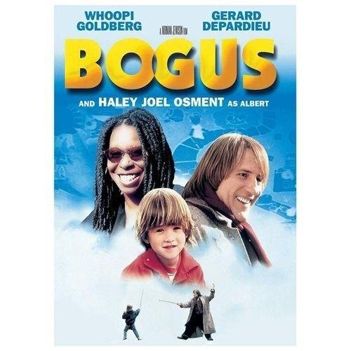 Bogus (2015, DVD NEW)
