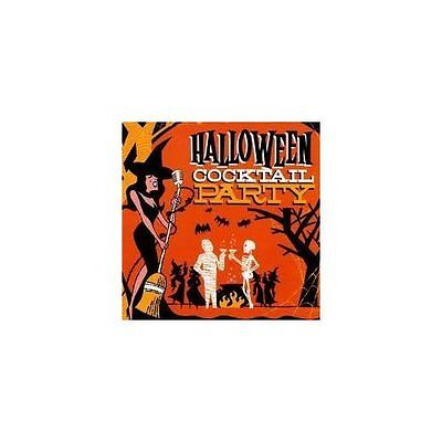 Halloween Cocktail Party On Audio CD Album Brand New