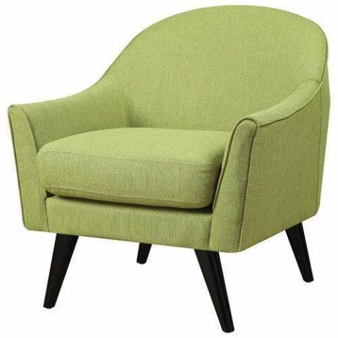 Casana Contemporary Polyester Accent Chair Brand New