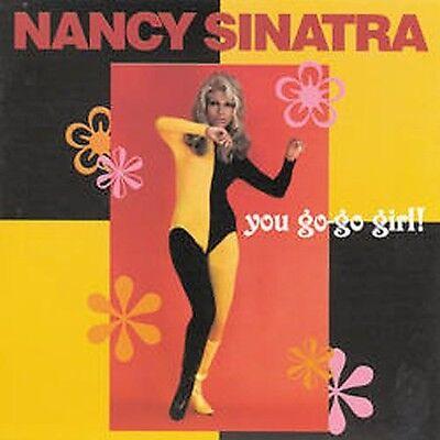 Nancy Sinatra   You Go Go Girl  New Cd