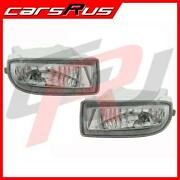 100 Series Landcruiser Lights