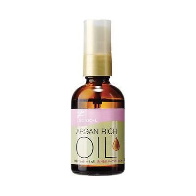 [LUCIDO L] Argan Rich Oil Hair Treatment Oil - 60ml ROSEAU