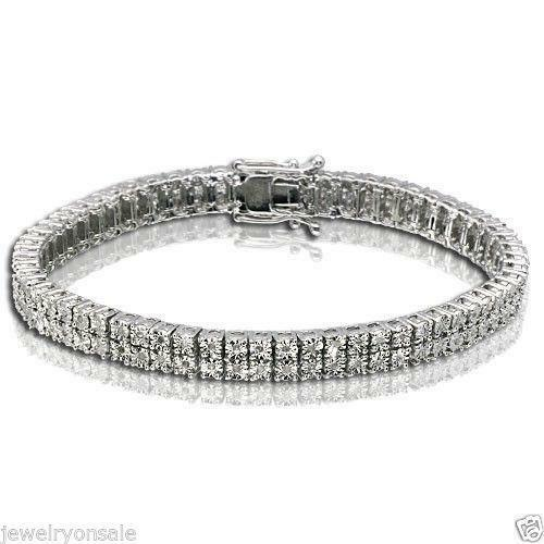 Mens Diamond Bracelet