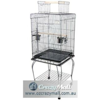 Bird Aviary Open Roof 145CM Free Post Aus Wide