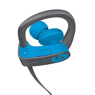 Apple Beats Powerbeats3 Wireless Flash Blue In Ear Headphones MNLX2LL/A