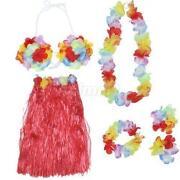 Hawaiian Costume Dress
