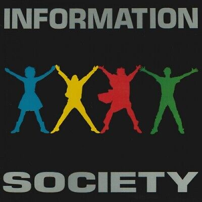INFORMATION SOCIETY s/t LP NEW VINYL Tommy Boy What's On Your Mind