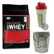 100 Whey Gold Standard 10lb