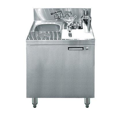 Krowne Metal Kr18-ms24 24 Royal1800 Series Underbar Mixology Sink Unit