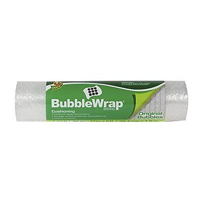 Bubble Wrap Original Cushioning Protect Market Packing Sheets Boxes Single Roll