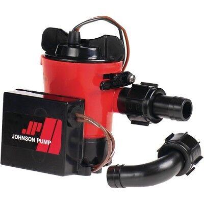 1000 Series Combo (Johnson Pump Ultima Combo Series Cartridge Pump - 1000 GPH - 07903-00)