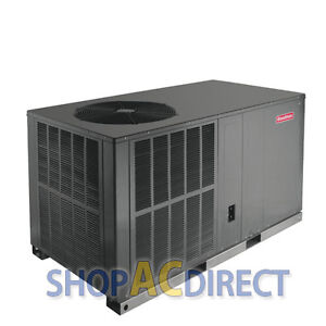 4 ton air conditioner 4 ton goodman 14 seer all in one packaged unit gpc1448h41