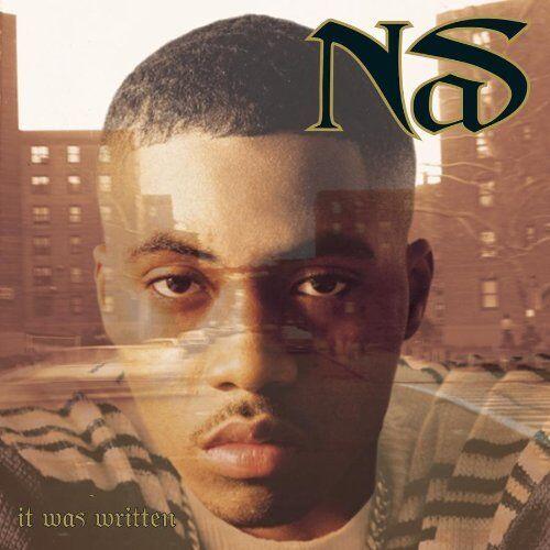 NAS : IT WAS WRITTEN (CD) sealed