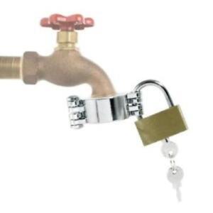 Orbit 37439 Spigot Water Hose Faucet Bib Lock