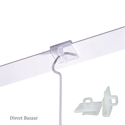 20 x Suspended Ceiling Hangers, Clips, Hooks