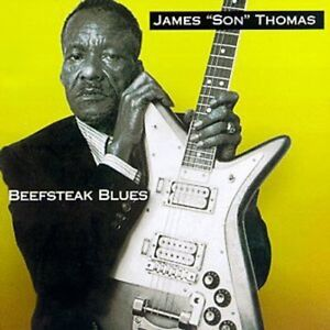 Thomas,James Son - Beefsteak Blues [CD New]