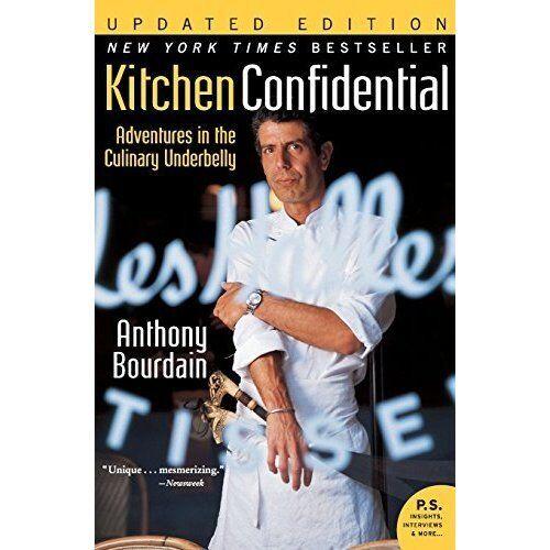 Kitchen Confidential By Anthony Bourdain [E Book] [Epub/Pdf/Mobi]