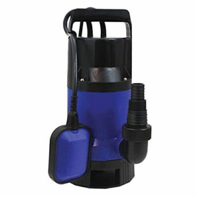12hp Swimming Pool Flood Pond Submersible Dirty Clean Water Pump 2000gph Home