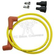 Yellow Spark Plug Wires