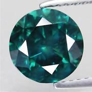 Loose Blue Diamond